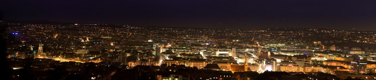 Stuttgart - New city. Surprises await...