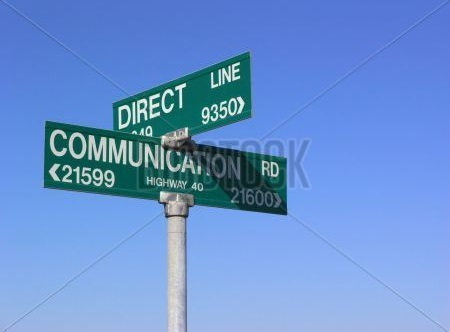 Source: http://www.bigstockphoto.com/de/image-443842/stock-photo-direct-communication