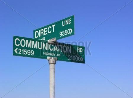Source: http://www.bigstockphoto.com/de/image-443842/stock-photo-direct-communication